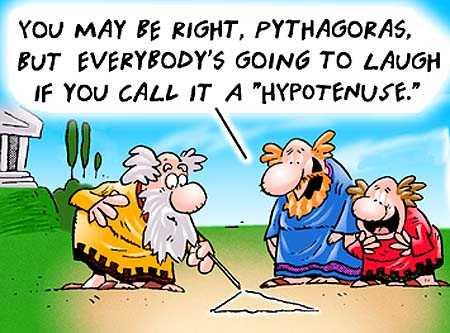 beweis für den satz des pythagoras