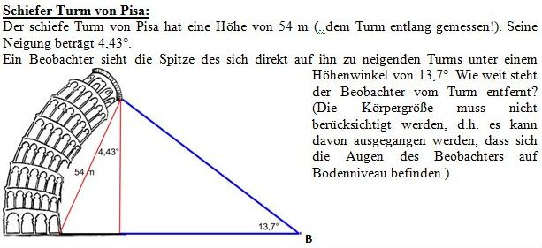 trigonometrie rechner online